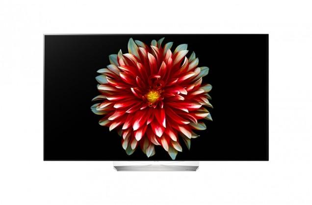 Designový televizor LG 55EG9A7V