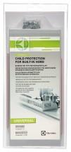 Dětská ochranná lišta pro varné desky Electrolux E4OHPR55 32x14cm