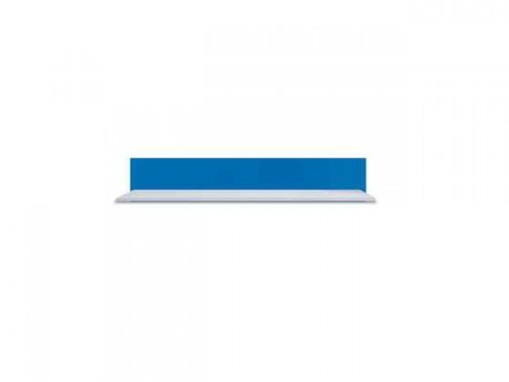 Dětská police Manta - Police 12 (modrá)