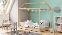 Dětská postel Maugli (borovice)