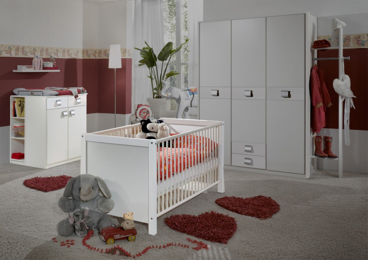 Dětská sestava Jette - 320955 (alpská bílá)