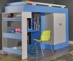 Dětská sestava Komi KM 15 (modrá)
