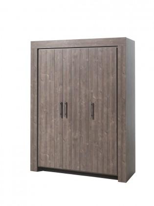 Dětská skříň Amazon - Skříň C431 (borovice maremma)