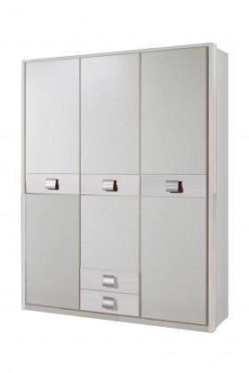 Dětská skříň Jette - 320472 (alpská bílá)