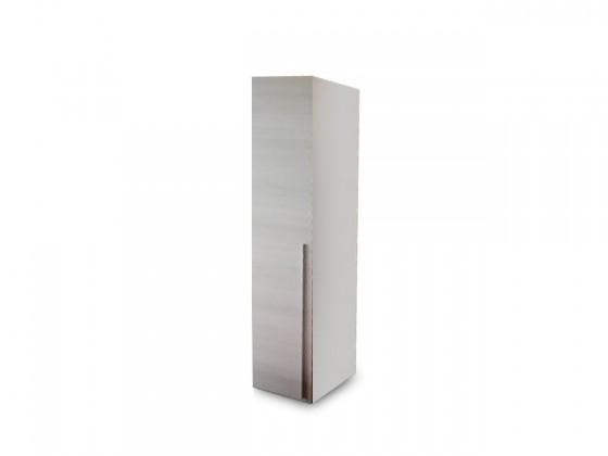 Dětská skříň Match - šatní skříň, 1x dveře levé (borovice carrizo)