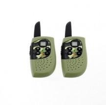 Dětská vysílačka Cobra HM 230, dosah až 3km, zelená