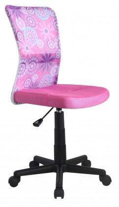 Dětská židle, křeslo Dingo - dětská židle (růžová)