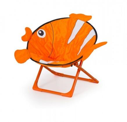 Dětská židle, křeslo Fish
