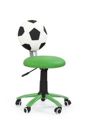 Dětská židle, křeslo Gol - dětská židle (zelená)