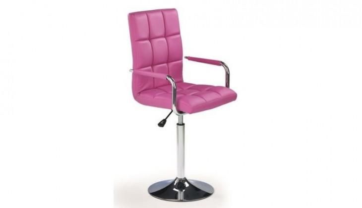 Dětská židle, křeslo Gonzo (růžová)
