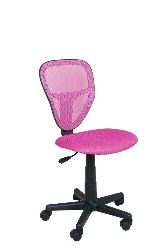 Dětská židle, křeslo Spike - dětská židle (růžová)