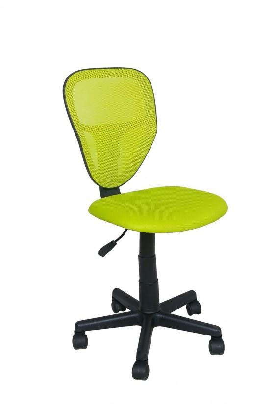 Dětská židle, křeslo Spike - dětská židle (zelená)