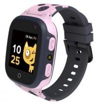Dětské chytré hodinky Canyon Sandy, GPS + GSM, růžová