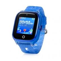 Dětské chytré hodinky Cel-tec Kids 01 s lokátorem GPS, modrá