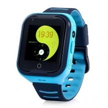 Dětské chytré hodinky Cel-tec Kids 11 s lokátorem GPS, modrá