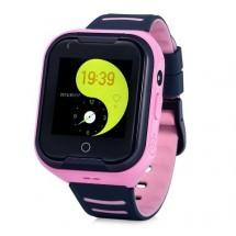 Dětské chytré hodinky Cel-tec Kids 11 s lokátorem GPS, růžová