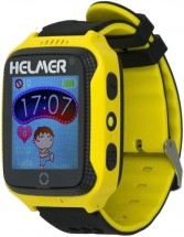 Dětské chytré hodinky Helmer LK 707 s GPS lokátorem, žlutá