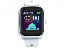 Dětské chytré hodinky Smartomat Kidwatch 3, bílá
