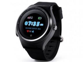 Dětské chytré hodinky Smartomat Kidwatch 3 Circle, černá