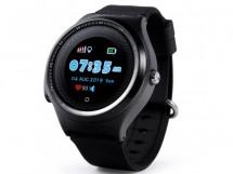 Dětské chytré hodinky Smartomat Kidwatch 3 Circle, černá POUŽITÉ,