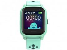 Dětské chytré hodinky Smartomat Kidwatch 3, zelená POUŽITÉ, NEOPO