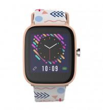 Dětské chytré hodinky Vivax Kids Hero, béžová