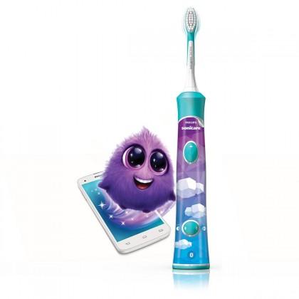 Dětské zubní kartáčky Dětský elektrický zubní kartáček Philips Sonicare HX6321/04