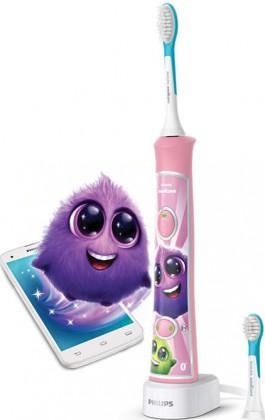 Dětské zubní kartáčky Dětský zubní kartáček Philips Sonicare HX6352/42, sonický