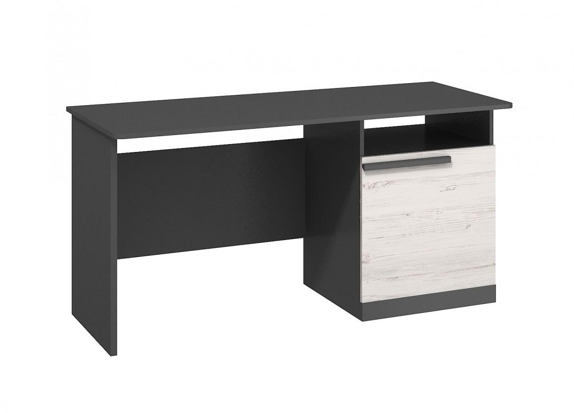 Dětský nábytek Trend - Pracovní stůl (grafit, borovice andersen)