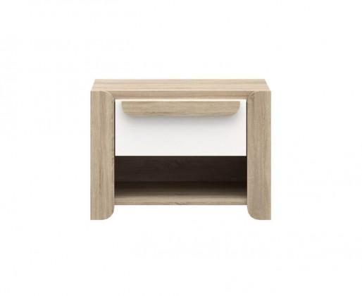 Dětský noční stolek Lace LCXK01(dub sonoma)