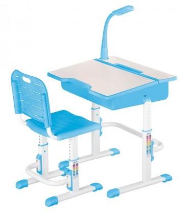 Dětský pracovní stůl Astro 2 (modrá)