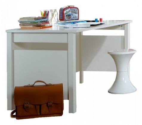 Dětský pracovní stůl Filou - Pracovní stůl (alpská bílá)