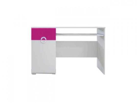 Dětský pracovní stůl Manta - Psací stůl 14 (růžová)