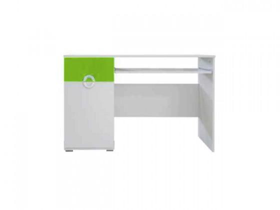 Dětský pracovní stůl Manta - Psací stůl 14 (zelená)