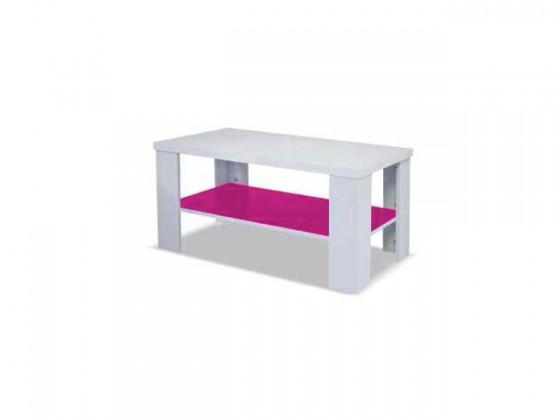 Dětský pracovní stůl Manta - Stolek 13 (růžová)