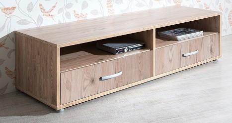 Dětský TV stolek Sand - TV stolek, typ 48 (dub)