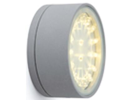 Deva - Nástěnné svítidlo (šedá)