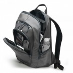 DICOTA Backpack Light 14-15.6 grey