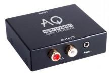 Digitální audio převodník D/A AC01DA