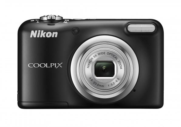 Digitální fotoaparát Nikon Coolpix A10, černá