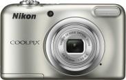 Digitální fotoaparát Nikon Coolpix A10, stříbrná