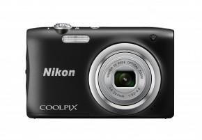 Digitální fotoaparát Nikon Coolpix A100, černá