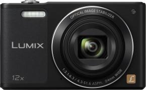Digitální fotoaparát Panasonic Lumix DMC-SZ10, černá