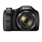 Digitální fotoaparát Sony Cybershot DSC-H300, černá