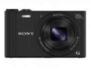 Digitální fotoaparát Sony Cybershot DSC-WX350, černá
