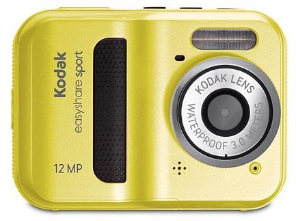 Digitální fotoaparáty Kodak EasyShare C123 Yellow