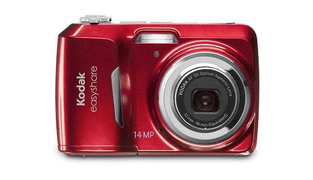 Digitální fotoaparáty Kodak EasyShare C1530 Red