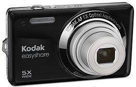 Digitální fotoaparáty Kodak EasyShare M 5370 Black