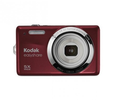 Digitální fotoaparáty Kodak EasyShare M23 Red