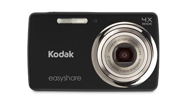Digitální fotoaparáty Kodak EasyShare M532 Black